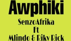 Senzo Afrika - Awuphiki ft. Mlindo The Vocalist & Riky Rick
